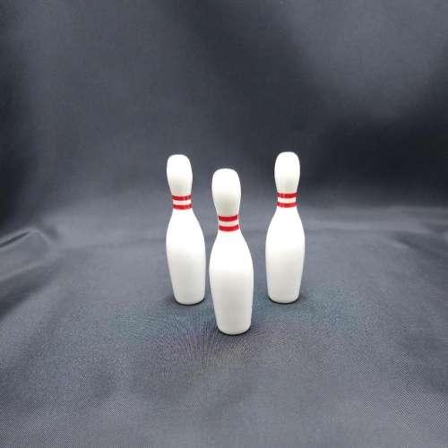 Bowling Pin One-Hitter