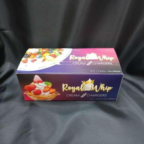 Royal Whip Nitrous 50ct Box