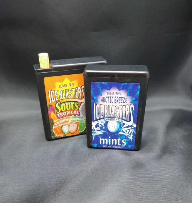 Ice Blaster's One Hitter Dugout