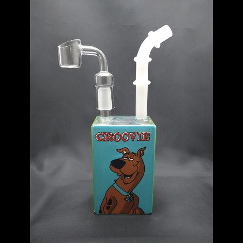 Juice Box Water Pipe