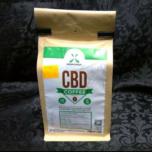 CBD 8oz Coffee 250MG