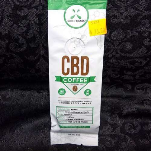 CBD 2 Oz Coffee