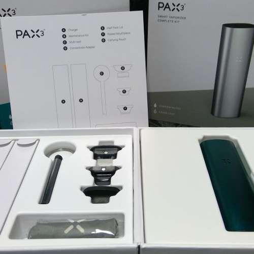 Pax 3 Complete Kit