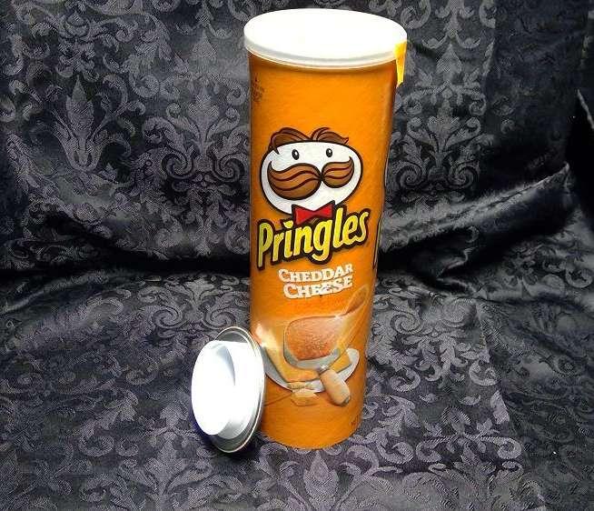 Pringles Safe