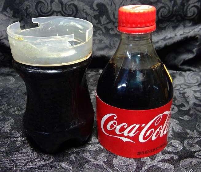 Coke Bottle Safe