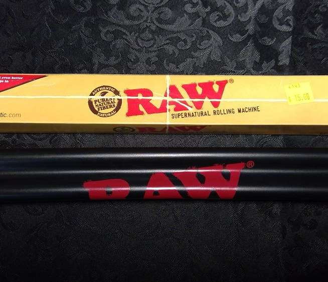 Raw 12in Roller