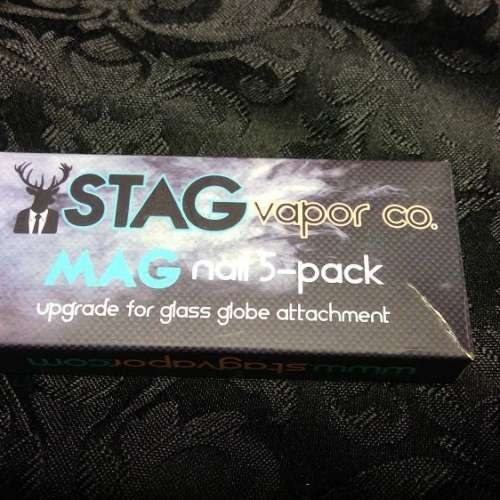 Stag Mag Nail 5 Pack