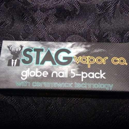 Stag Globe Nail 5 Pack