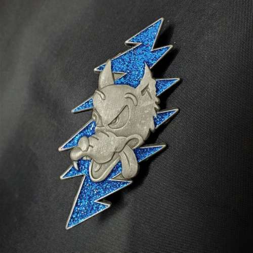 Dire Wolf Hat Pin